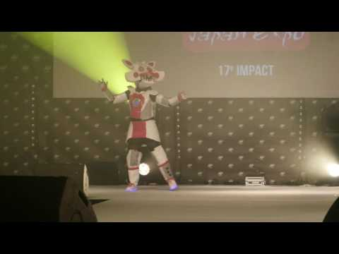 related image - Japan Expo Sud 2017 - Concours Cosplay Vendredi - 12 - Fnaf