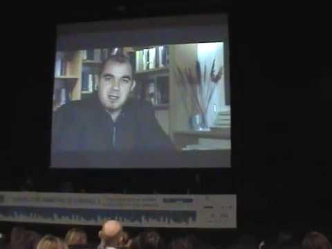 Citymarketing Congreso Internacional Marketing de Ciudades Raul Escriva presentación ciudad de cine