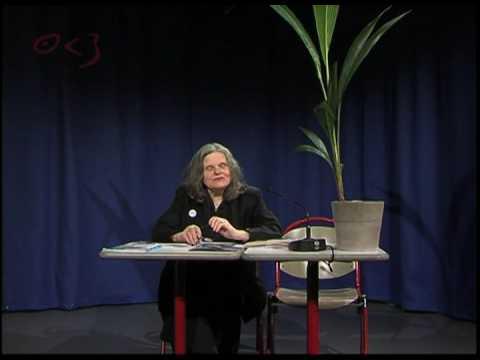 Ingeborg Schnabel, ich zeige ihnen Blumen!