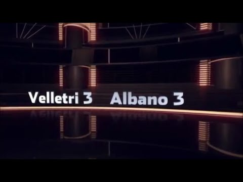 Velletri Albano 3 a 3