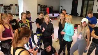 Обучение инструкторов по программе Les Mills Grit