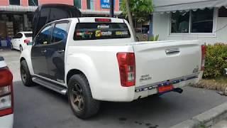 ตามดูรถคู่ใจ น้ามล กมลการยาง Isuzu 1.9 ยีราฟจัดทรงหล่อ  : รถซิ่งไทยแลนด์
