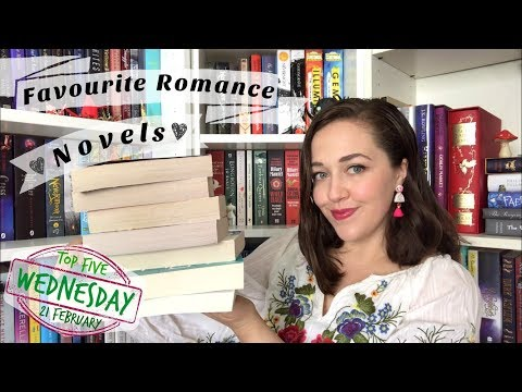 Favourite Romance Novels | Top 5 Wednesday