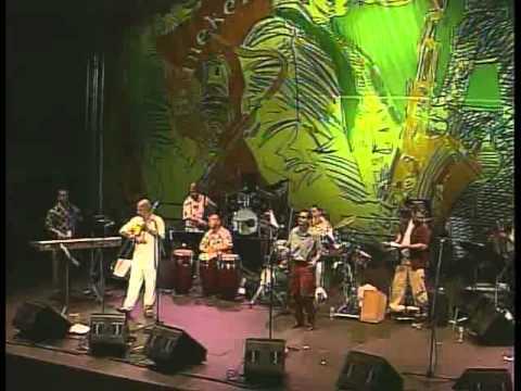 JIMMY BOSCH LIVE AT PUERTO RICO HEINEKEN JAZZ FEST PARTE - 1