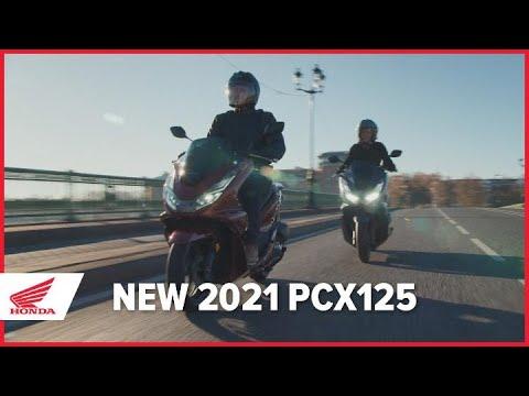 The New 2021 PCX Launch Film