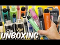 UNBOXING Street Mops, Montana Water Based, and Liquid Chrome - Spray Planet -