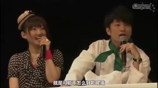 神谷さんのキャラがナマステ先輩になんか似てるw バンバンジー!の時の顔(...