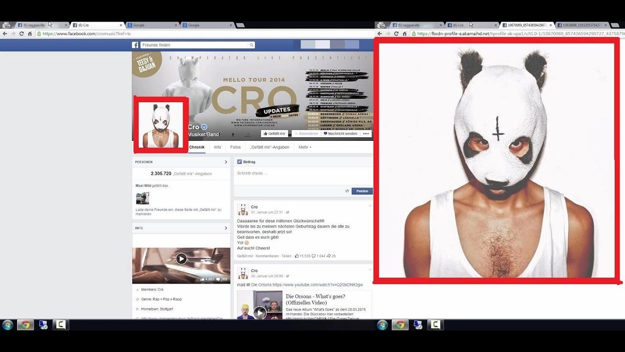 Facebook Profilbild Video