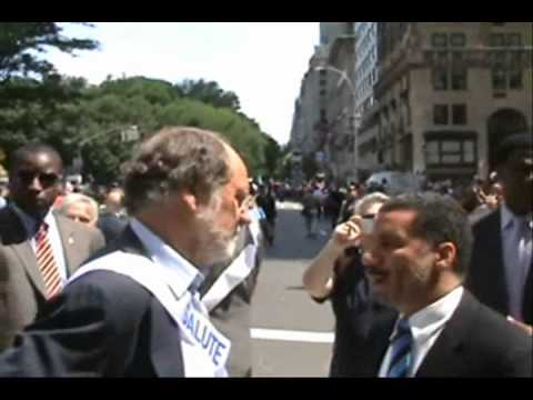 Salute To Israel Day Parade In NYC 2008
