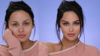 Last Minute Natural Holiday Makeup Tutorial