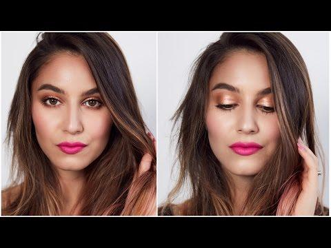 Fresh & Glowing Spring Makeup | Karima Mckimmie