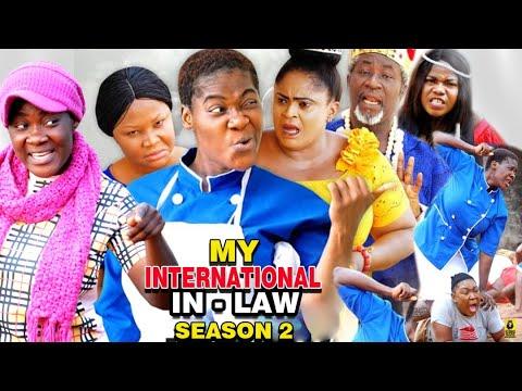 Download MY INTERNATIONAL IN-LAW SEASON 2 -(Trending Movie Full HD)Mercy Johnson 2021 Latest Nigerian Movie
