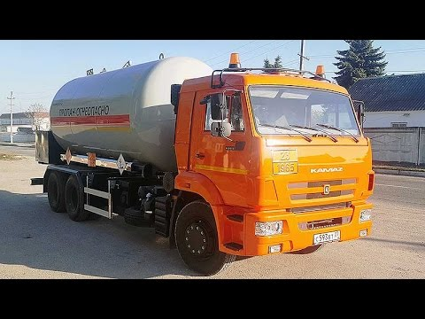 АЦТ 20 для СУГ поставка в ОАО Горно-Алтайгаз
