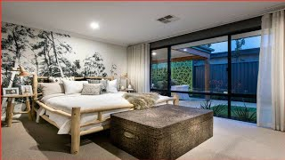 Modern Bedroom curtain designs and ideas || home decorating ideas || home design and plan ||floor