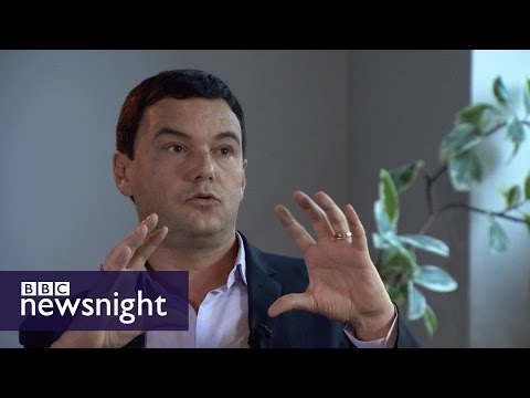 Thomas Piketty on Capitalism, Corbyn and why Zuckerberg is getting it wrong - BBC Newsnight
