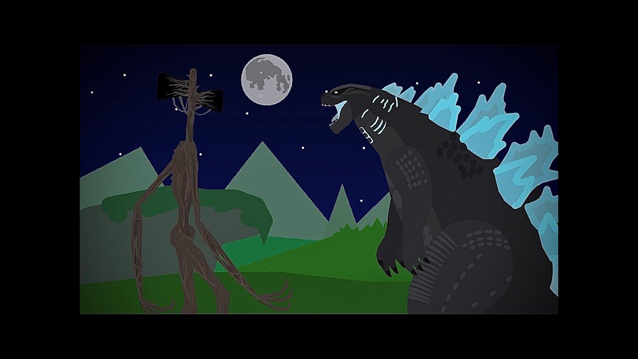 Download Godzilla vs Siren Head