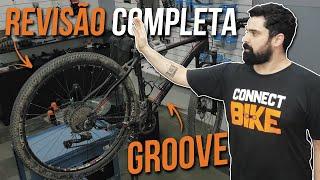 Como é feita uma BOA Revisão Completa | Connect Bike