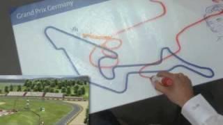 F1 Grand Prix Insights Germany 2009 - Nürburgring