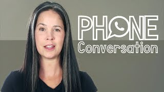 ENGLISH PHONE CONVERSATION:  How to make a Reservation
