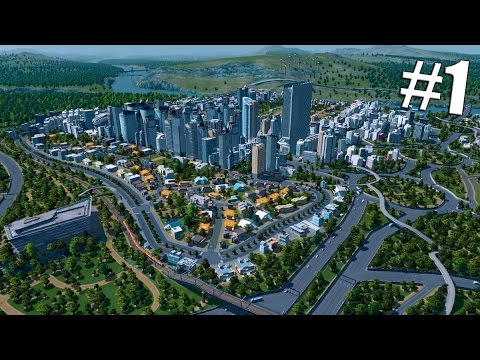 Igrajmo Cities Skylines ep.1 - Nexen Pravi Grad