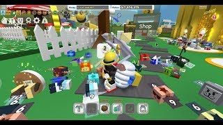 Getting Petal Wand :D -roblox bee swarm simulator-