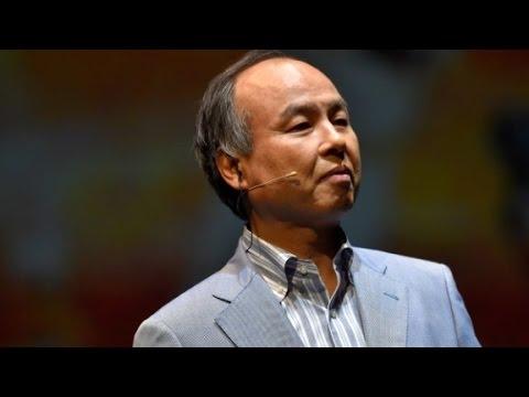 Meet 'crazy' tech tycoon Masayoshi Son