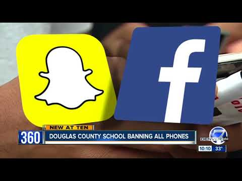 Colorado schools taking more steps to limit cell phones in class
