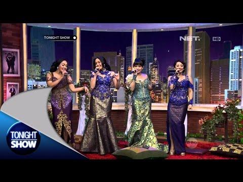 The Sindens (Dewi Gita, Giselle, Winda, Kiki) - Mahadaya Cinta