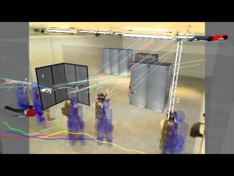 Augmented Reality For Close Quarters Combat