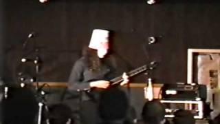 buckethead gory head stump 1995 portland or