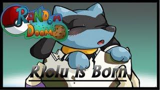 Random Doom Issue 01 - Riolu is Born (Comic Dub)