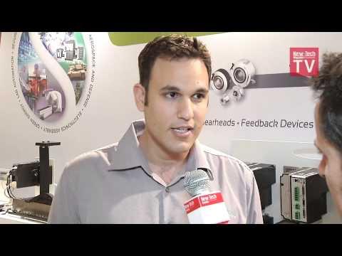 SERVOTRONIX at New-Tech Motion Control & Power Solutions 2013