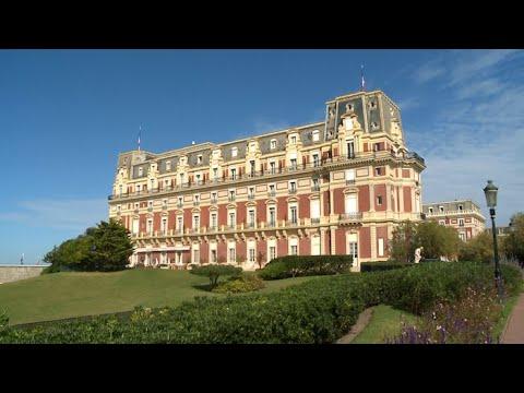 Le Biarritz de l'impératrice Eugénie - Météo à la carte