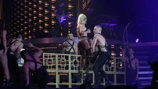 Britney Spears - Do Somethin' - Piece of me Tour Sandviken, Sweden 11.08.2018