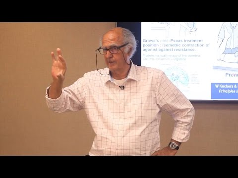 Dr. Leon Chaitow - 2016 - online & live in NYC