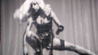 Lady Gaga Monster Ball Tour NZ - Intro & Dance in the Dark