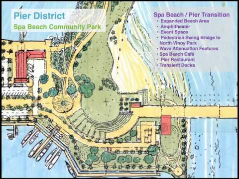 Downtown Waterfront Master Plan: Phase IV
