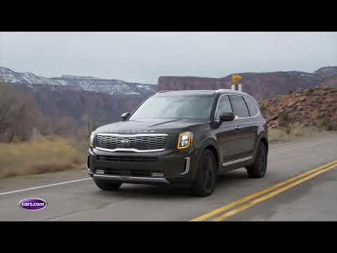 2020 Kia Telluride: First Drive — Cars.com