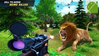 Hunting Jungle Animals Fury - Android Gameplay HD