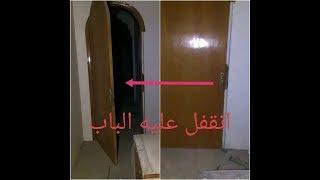 شخص ما تحدا ابو جوري ب 100 الف درهم اذا دخل القصر الذي اختفى فيه العائلة