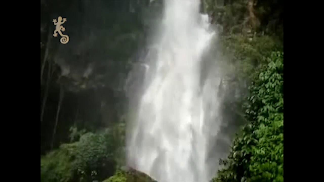 Air Terjun Sikulikap Penatapan Berastagi