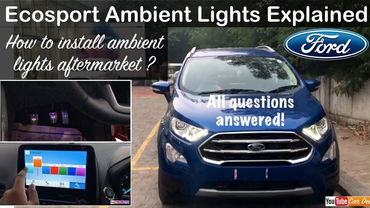 Image Result For Ford Ecosport Lights