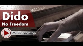 Dido - No Freedom (Cover by Mr. Pianoman) | HQ