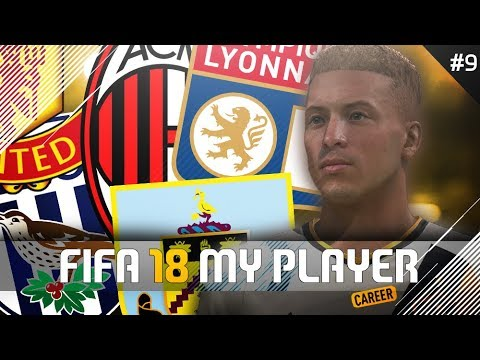 CHOOSE OUR NEW CLUB! | FIFA 18 Player Career Mode w/Storylines | Episode #9