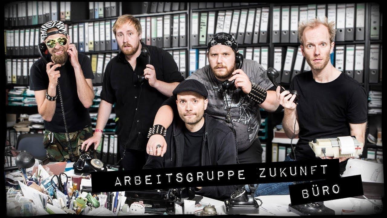Arbeitsgruppe Zukunft Buro Youtube