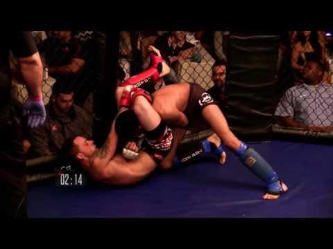 WCFL MMA 16  //  Bryan Pavon vs Marcos Perez   10 8 2016