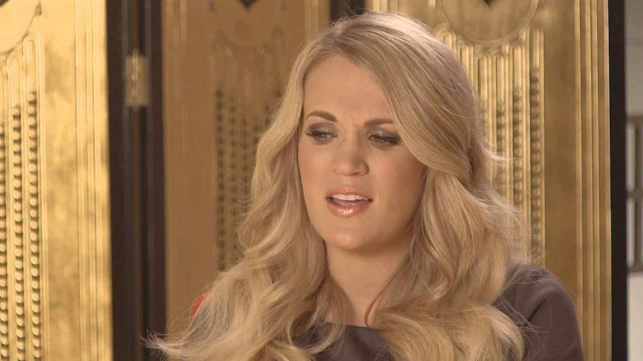 """Carrie Underwood """"How Great Thou Art (with Vince Gill)"""" CUX1 - YouTube"""