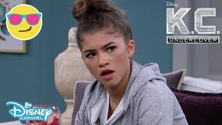 K.C Undercover | I Need To Pee Again! - Season 3 Sneak Peek | Official Disney Channel UK