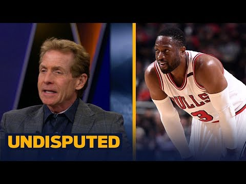Dwyane Wade reportedly reuniting with LeBron James - Skip and Shannon react | UNDISPUTED