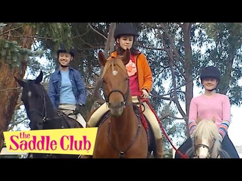 Saddle Club - Blind Faith and Join Up  | Saddle Club Season 2 | Saddle Club Full